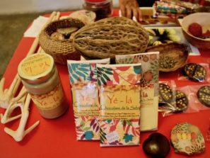 Značka Ye-lá pracuje s bílým kakaem. Pokud někde uvidíte, kupujte!