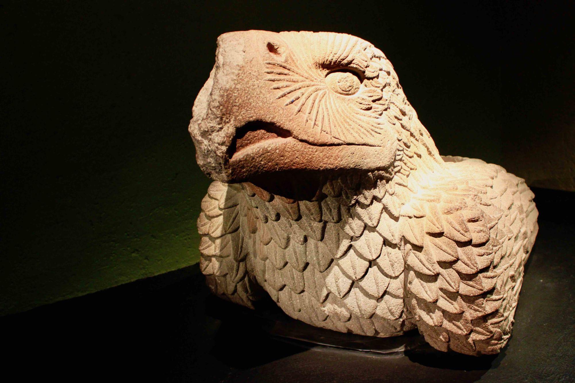 Museum Templo Mayor je možná dokonce zajímavější než ruiny samotné