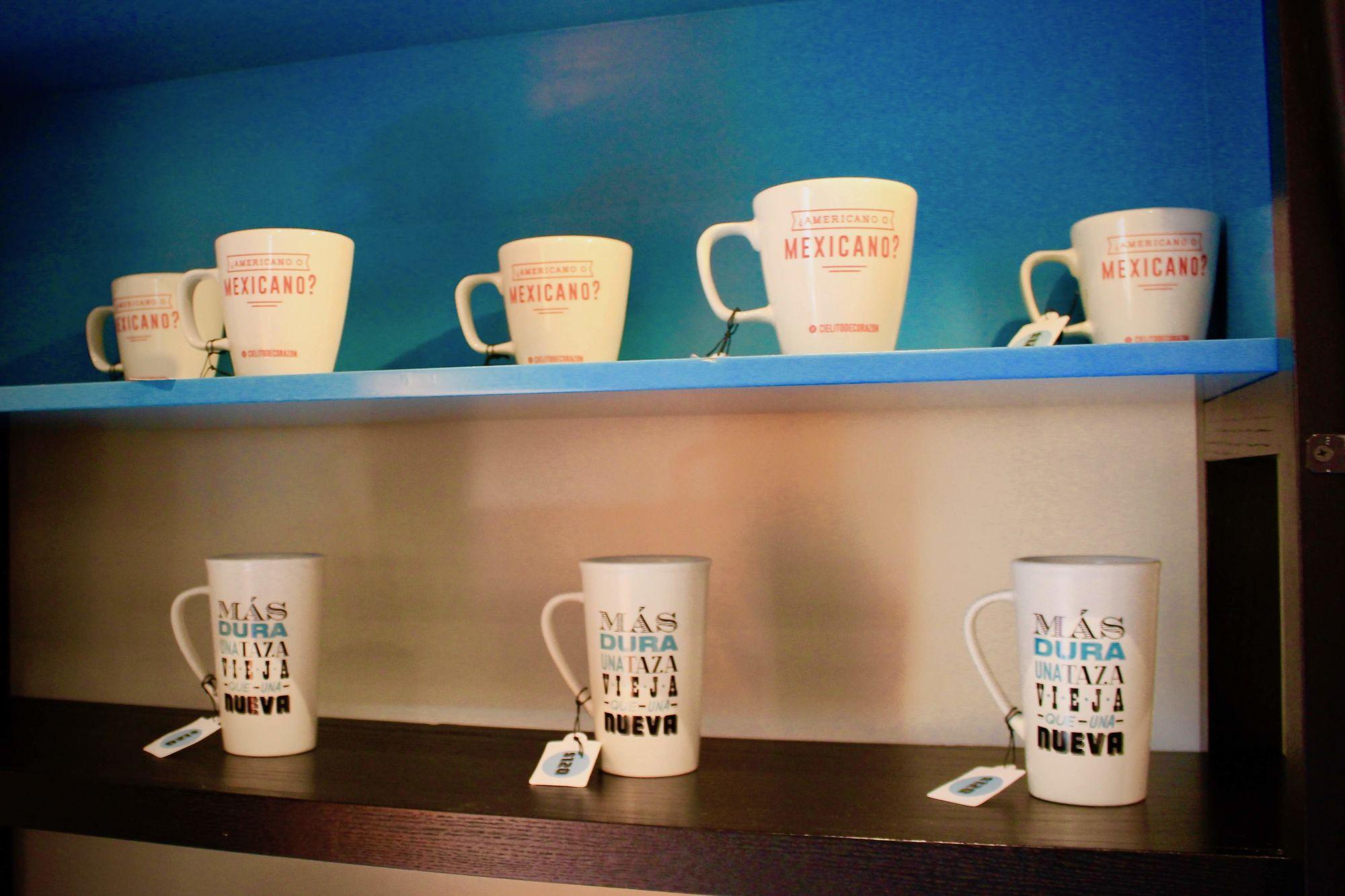 Cielito Querido Café: Je libo americano či mexicano?